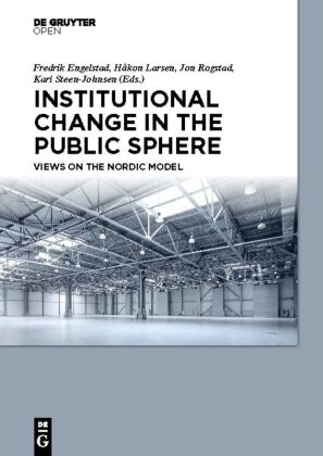 Institutional Change in the Public Sphere | Dodax.at