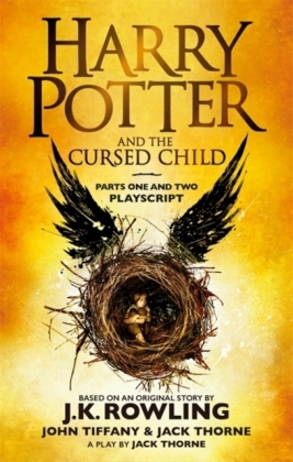 Harry Potter and the Cursed Child - Parts One and Two. Pts.1 + 2 | Dodax.co.uk