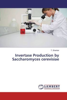 Invertase Production by Saccharomyces cerevisiae   Dodax.pl