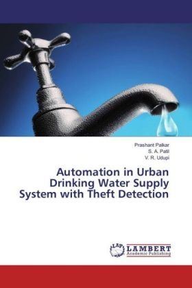 Automation in Urban Drinking Water Supply System with Theft Detection | Dodax.ch