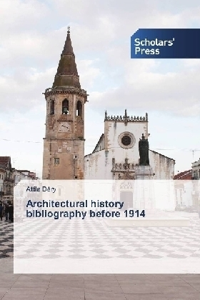 Architectural history bibliography before 1914 | Dodax.pl