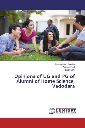 Opinions of UG and PG of Alumni of Home Science, Vadodara | Dodax.pl