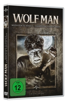 The Wolf Man, 7 DVD (Complete Collection, Clone 2) | Dodax.ch