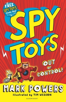 Spy Toys: Out of Control! | Dodax.fr