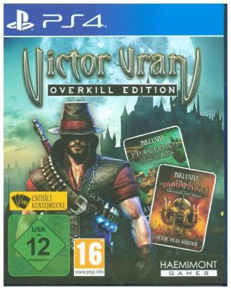 Victor Vran: Overkill Edition, 1 PS4-Blu-ray-Disc | Dodax.co.uk