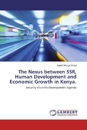 The Nexus between SSR, Human Development and Economic Growth in Kenya. | Dodax.co.uk