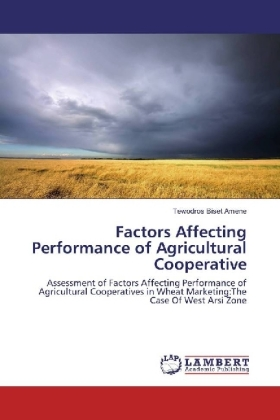 Factors Affecting Performance of Agricultural Cooperative   Dodax.ch