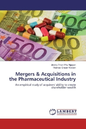 Mergers & Acquisitions in the Pharmaceutical Industry | Dodax.de