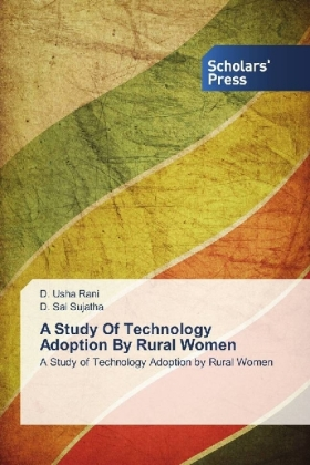 A Study Of Technology Adoption By Rural Women | Dodax.pl