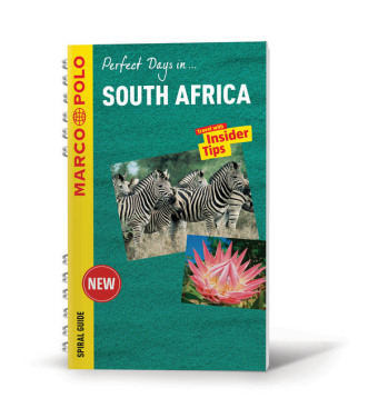 South Africa Marco Polo Spiral Guide | Dodax.de