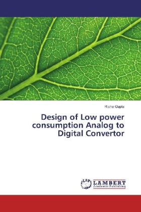 Design of Low power consumption Analog to Digital Convertor | Dodax.at