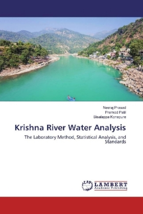 Krishna River Water Analysis | Dodax.de