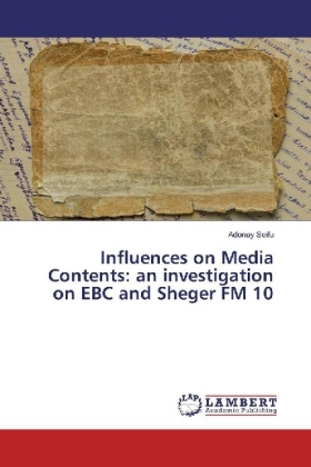Influences on Media Contents: an investigation on EBC and Sheger FM 10 | Dodax.ch