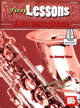 First Lessons Alto Saxophone | Dodax.ch