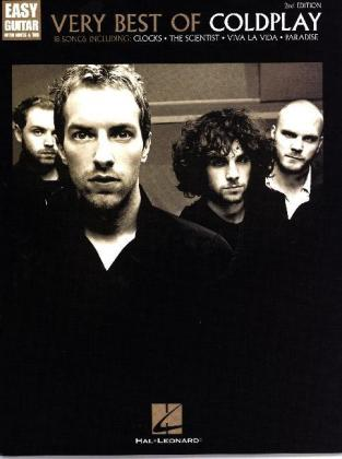 Very Best Of Coldplay, 2nd Edition (Easy Guitar) | Dodax.es