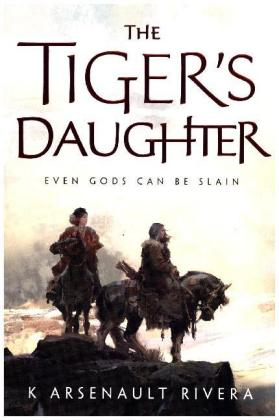 The Tiger's Daughter | Dodax.pl