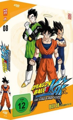 Dragonball Z Kai. Box.8, 4 DVD | Dodax.at