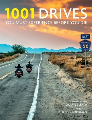 1001 Drives You Must Experience Before You Die | Dodax.ch