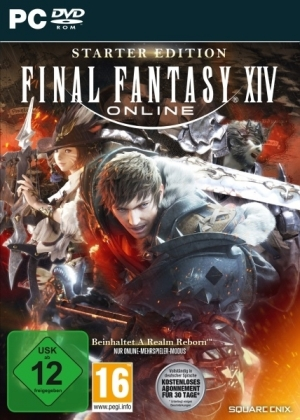 Final Fantasy XIV Online, 1 DVD-ROM (Starter Edition) | Dodax.co.uk