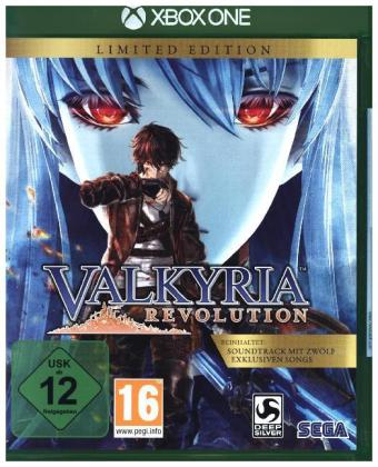 Valkyria Revolution, 1 Xbox One-Blu-ray Disc (Limited Edition) | Dodax.ch
