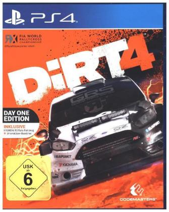 DiRT 4, 1 PS4-Blu-ray Disc (Day One Edition )   Dodax.es