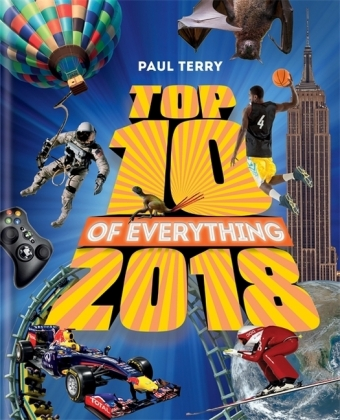 Top 10 of Everything 2018 | Dodax.pl