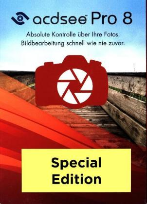 acdsee Pro 8, 1 CD-ROM (Special Edition) | Dodax.at
