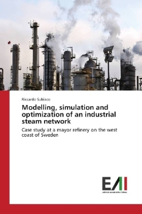 Modelling, simulation and optimization of an industrial steam network | Dodax.de