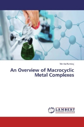 An Overview of Macrocyclic Metal Complexes | Dodax.pl