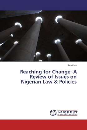 Reaching for Change: A Review of Issues on Nigerian Law & Policies | Dodax.pl