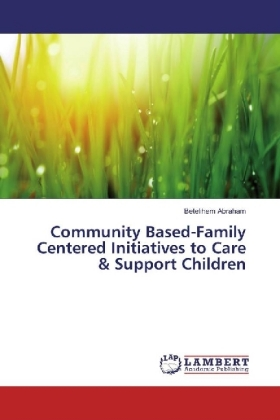 Community Based-Family Centered Initiatives to Care & Support Children | Dodax.nl