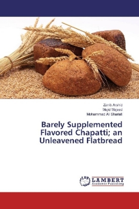 Barely Supplemented Flavored Chapatti; an Unleavened Flatbread | Dodax.pl