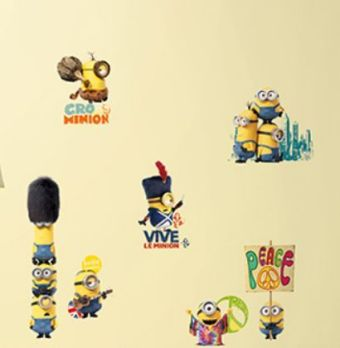 RoomMates - Minions | Dodax.at