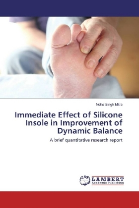 Immediate Effect of Silicone Insole in Improvement of Dynamic Balance | Dodax.ch