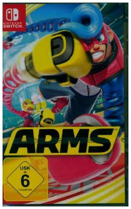 ARMS, 1 Nintendo Switch-Spiel | Dodax.at