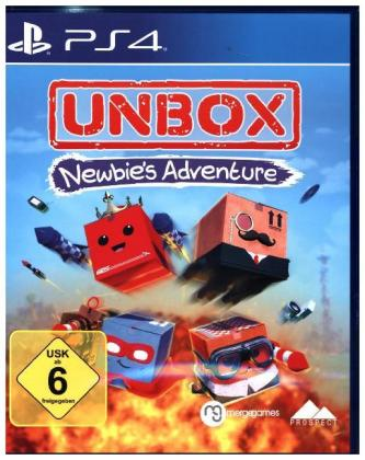 Unbox, Newbie's Adventure, 1 PS4-Blu-ray Disc | Dodax.es