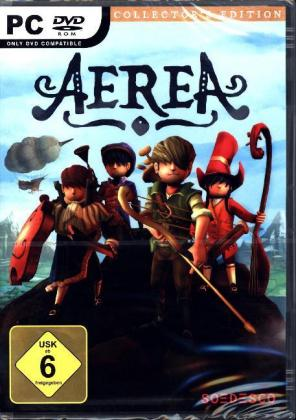 Aerea, 1 DVD-ROM (Collector's Edition) | Dodax.at