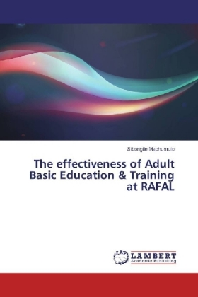 The effectiveness of Adult Basic Education & Training at RAFAL | Dodax.pl
