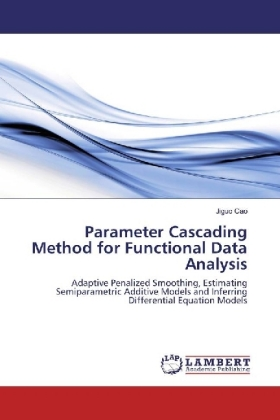 Parameter Cascading Method for Functional Data Analysis | Dodax.pl