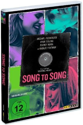 Song to Song, 1 Blu-ray | Dodax.es