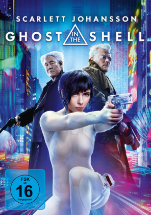 Ghost In The Shell, 1 DVD | Dodax.com