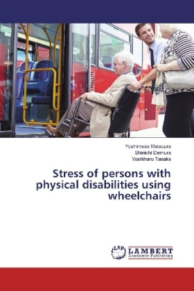 Stress of persons with physical disabilities using wheelchairs   Dodax.ch