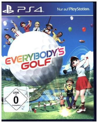 Everybody's Golf, 1 PS4-Blu-ray Disc | Dodax.pl