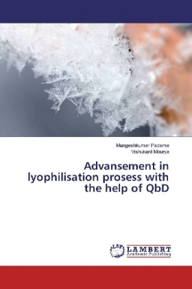 Advansement in lyophilisation prosess with the help of QbD | Dodax.pl