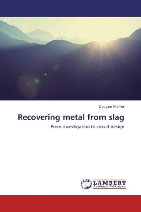 Recovering metal from slag | Dodax.ch