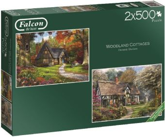 Woodland Cottages (Puzzle) | Dodax.co.uk