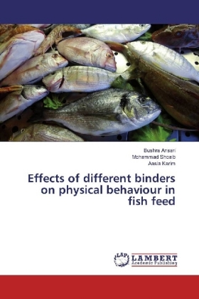 Effects of different binders on physical behaviour in fish feed | Dodax.ch