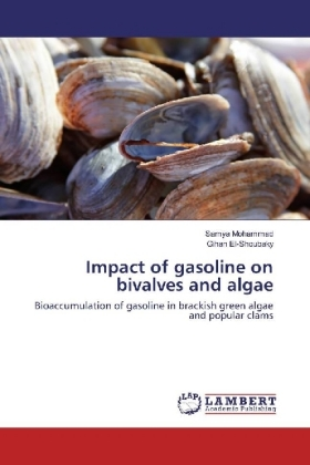 Impact of gasoline on bivalves and algae | Dodax.ch