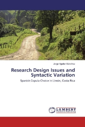 Research Design Issues and Syntactic Variation | Dodax.pl