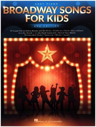 Broadway Songs For Kids, Piano   Dodax.at